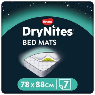 Huggies Huggies - Drynites Bed Matrasbeschermers - 7 stuks