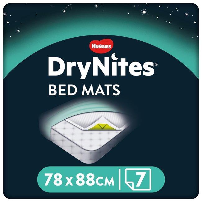 Huggies - Drynites Bed Matrasbeschermers - 7 stuks