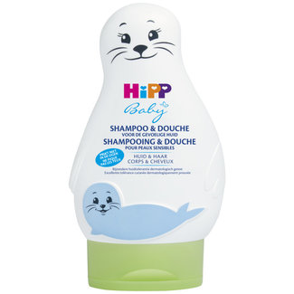Hipp Hipp - Shampoo & Douchegel - 200ml - Sensitive