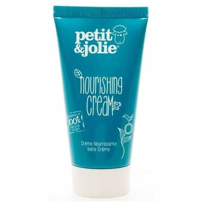 Petit & Jolie - Baby Vette Creme - 75ml - 100% natuurlijk