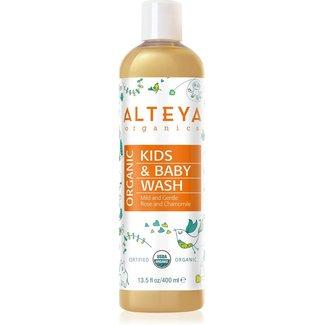 Alteya Alteya Organics - Baby Bad & Wasgel - 400ml - Biologisch & Mild