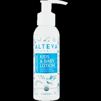 Alteya Alteya Organics - Hydraterende Bodylotion - 110ml - Biologisch & Mild - Met Pompje
