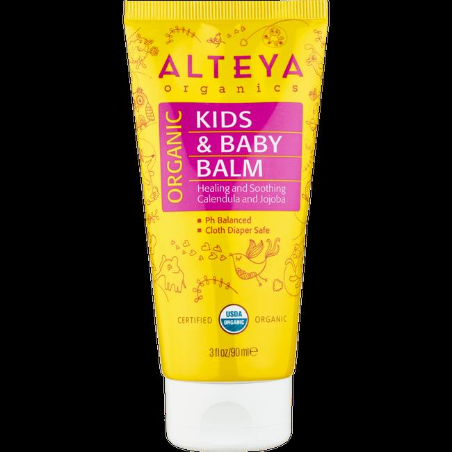 Alteya Organics - Baby Balsem - 90ml - Biologisch & Mild