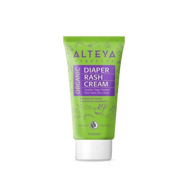 Alteya Organics - Luier & Billen Uitslag Crème - 30ml - Biologisch & Mild
