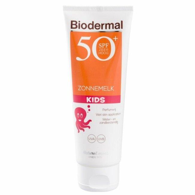 Biodermal Biodermal - Zonnebrand Kids - SPF50+ - 125ml