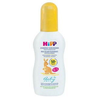 Hipp Hipp - Baby Zonnebrandspray Soft - SPF50+ - 150ml