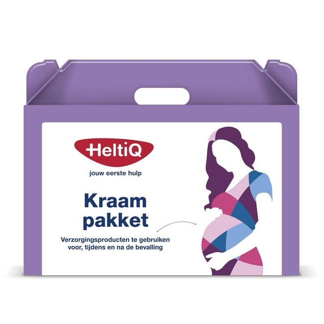 HeltiQ HeltiQ - Kraampakket - 118-delig
