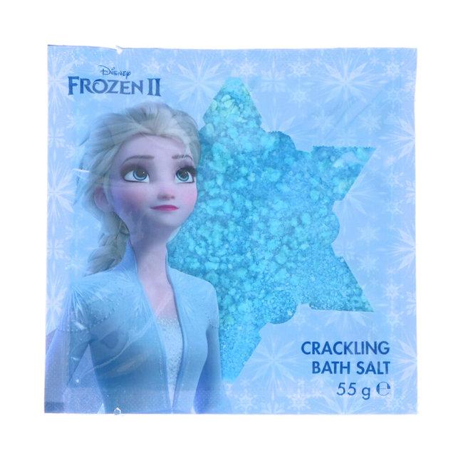 Disney Frozen Disney Frozen - Knetterend Badzout - Elsa - 55gr