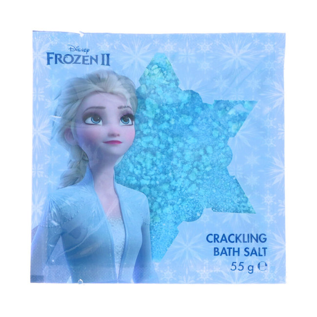 Disney Frozen - Knetterend Badzout - Elsa - 55gr