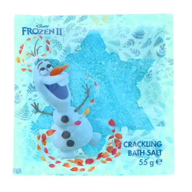 Disney Frozen Disney Frozen - Knetterend Badzout - Olaf - 55gr