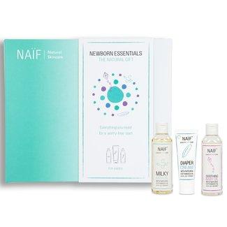 Naïf Naïf Care - Cadeauset Newborn Essenstials - 3delig