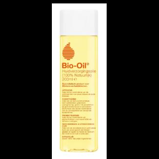 Bio Oil Bio Oil - Body oil - 200ml - 100% natuurlijk - Vegan - Parfumvrij