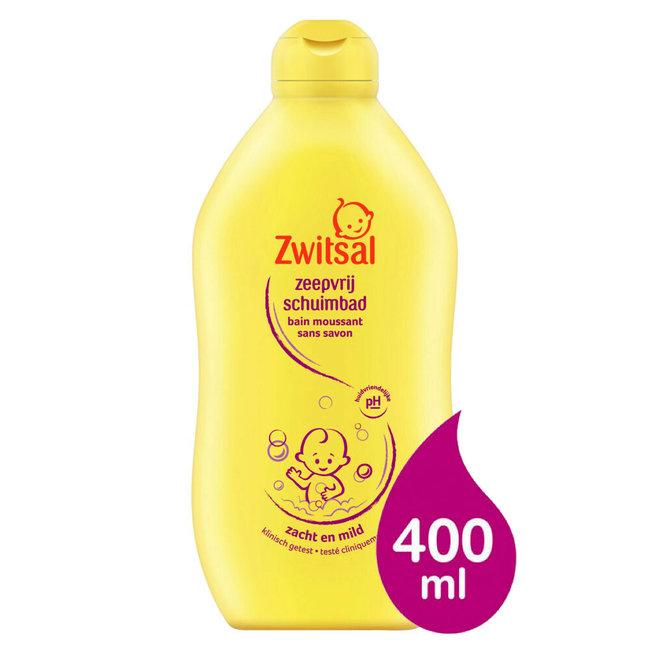 Zwitsal Zwitsal Baby Schuimbad - Zeepvrij - 400ml - Aanbieding