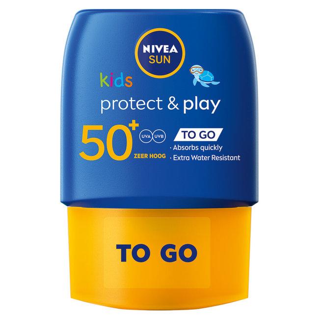 Nivea Nivea Sun Kids - Pocket Size Zonnemelk - SPF50+ - 50ml