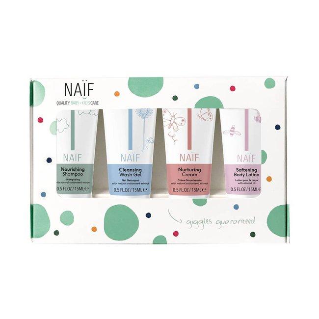 Naïf Naif - Giftset Mini - 4 stuks