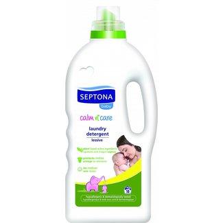 Septona Septona Baby - Vloeibaar Wasmiddel - Voor Babykleren - 1260ml