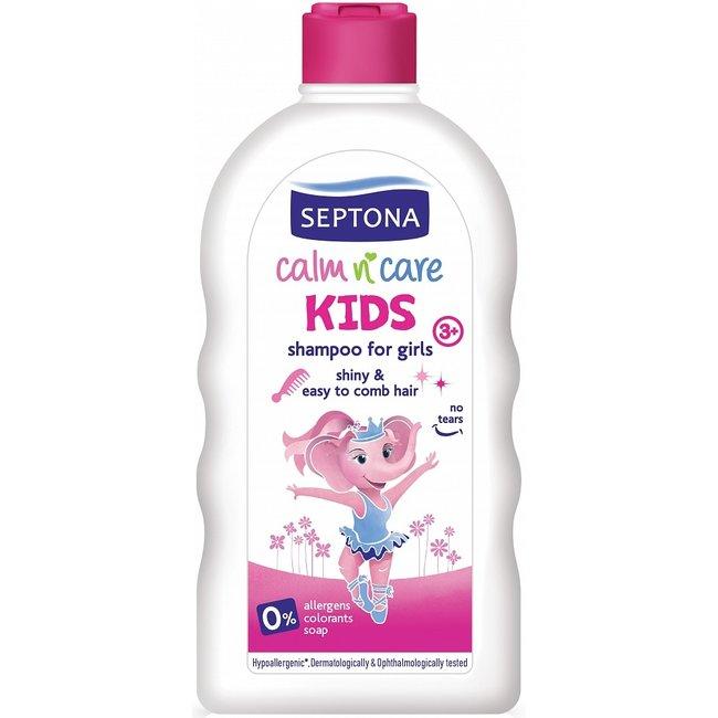 Septona - Calm & Care Shampoo Meisjes - 500ml