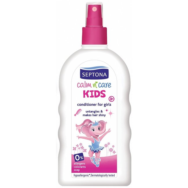 Septona Septona - Calm & Care - Conditioner Spray Meisjes - 200ml