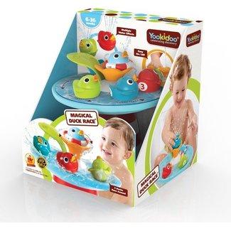 Yookidoo Yookidoo - Badspeeltje - Magical Duck Race - 6/36 maanden