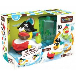 Yookidoo Yookidoo - Badspeelset - Jet Duck - 2/6 jaar