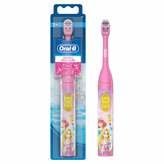 Oral B Oral B - Elektrische Tandenborstel Stages - Princess