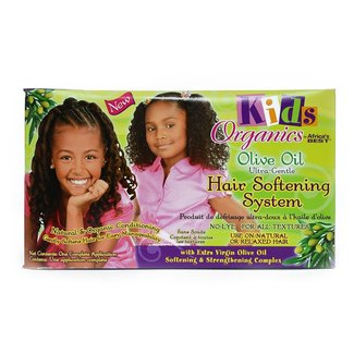 Africa's Best Africa's Best - Kids Originals Hair Softening - 1 Complete Behandeling