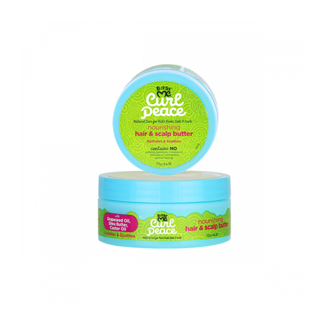 Just For Me Just For Me - Nourishing Hair & Scalp Butter - 113gr