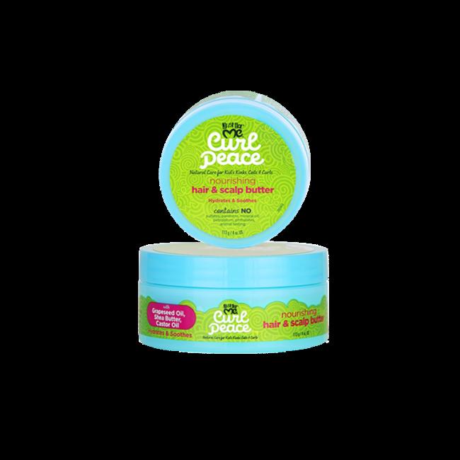 Just For Me - Nourishing Hair & Scalp Butter - 113gr