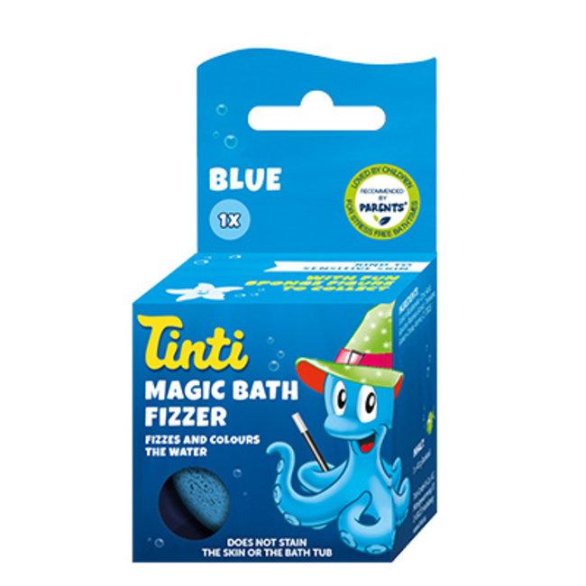 Tinti - Toverbad Bruisbal - Blauw - 1 bal