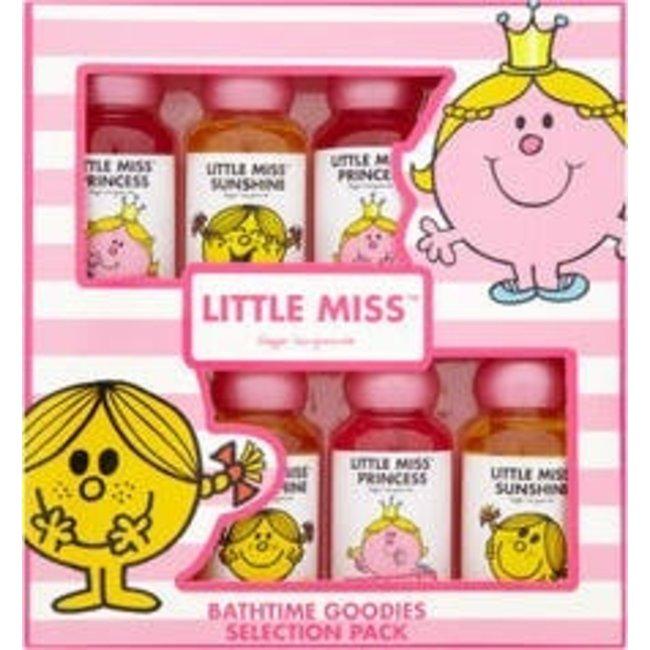 Baylis & Harding Bayliss & Harding - Little Miss Princess - Bad & Wasgel Geschenkset - 6 x 50ml