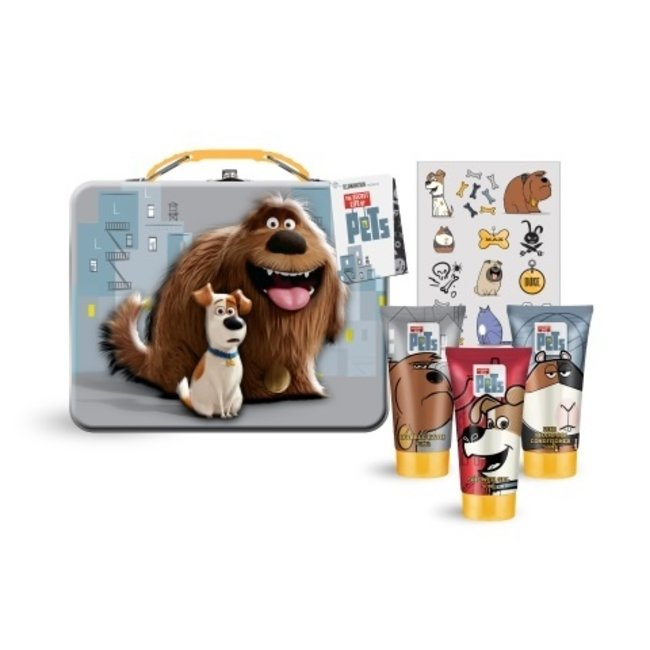 Disney Disney - The Secret Life of Pets - Geschenkset - 5 delig