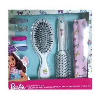 Sence Sence - Barbie Geschenkset Haarborstelset - 10-delig