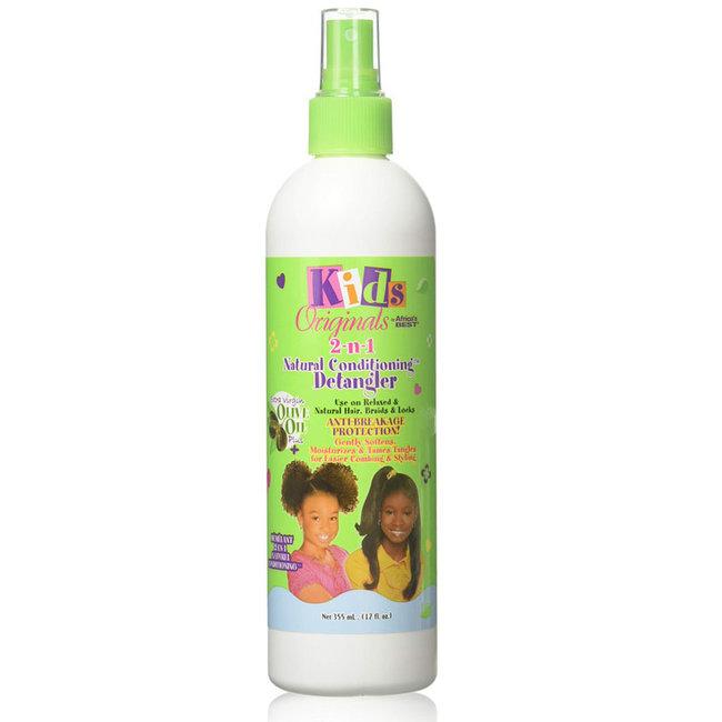 Africa's Best Africa's Best - Kids Originals - Natural Conditioner Spray - 355ml