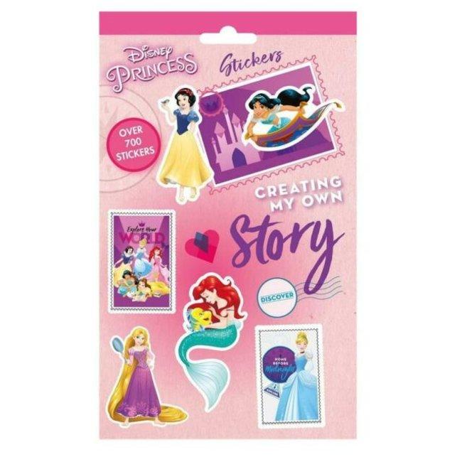 Disney - Princess - Stickerset - 700 Stickers