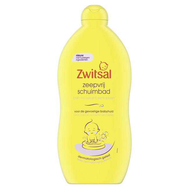 Zwitsal - Zeepvrij Schuimbad - 700 ml