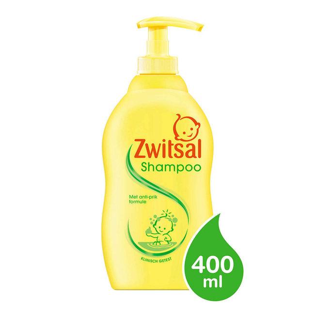 Zwitsal Zwitsal - Shampoo - 400 ml