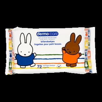 Dermo Care Dermo Care - Nijntje - Billendoekjes - 1 x 72 babydoekjes