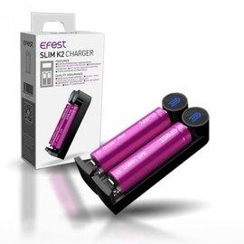 Effest Efest Slim K2 Intelligent USB Charger