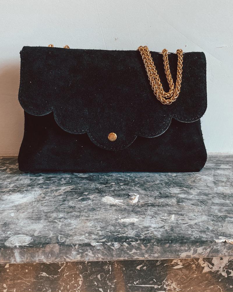 Black Suède Bag