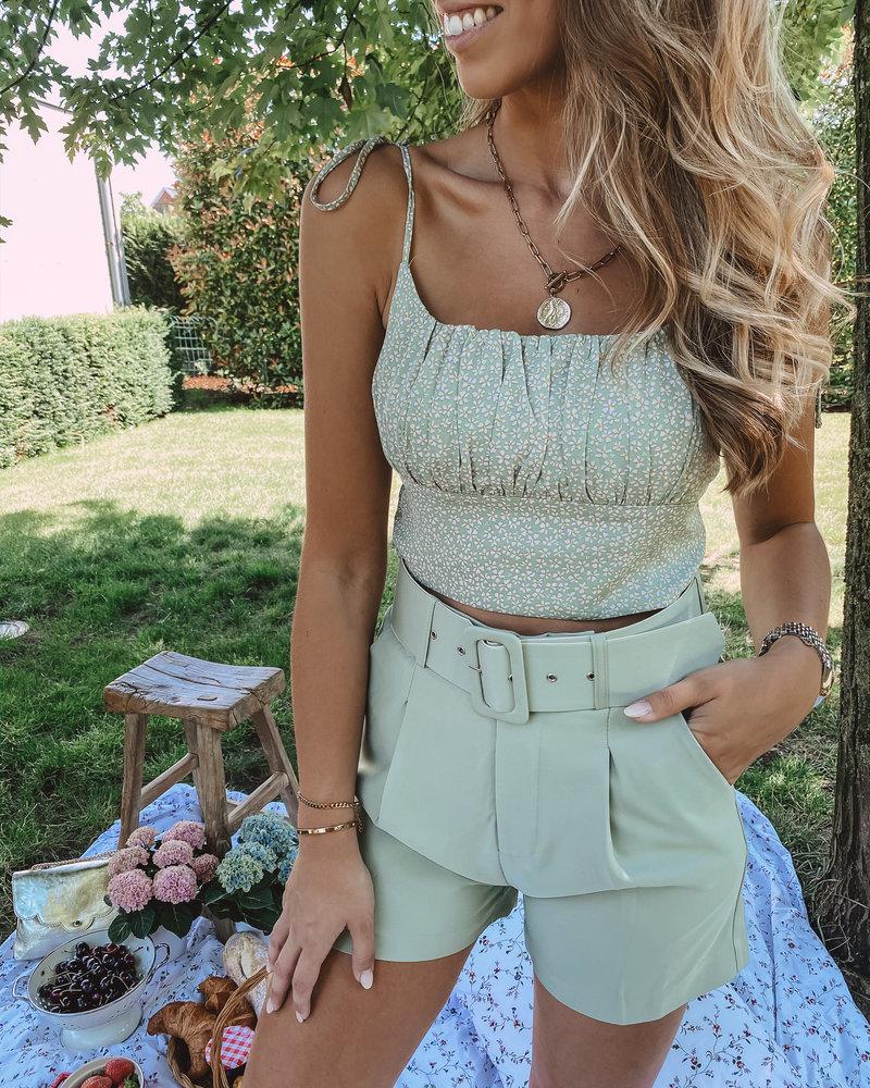 Green Belt Short
