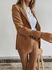 Camel Split Classic Trouser