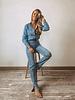Blue Jeans Blouse