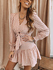 Pink Paper Blouse