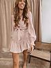 Pink Paper Skirt