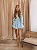 Ocean Blue Stella Dress