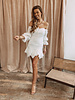 White Lucy Lace Dress
