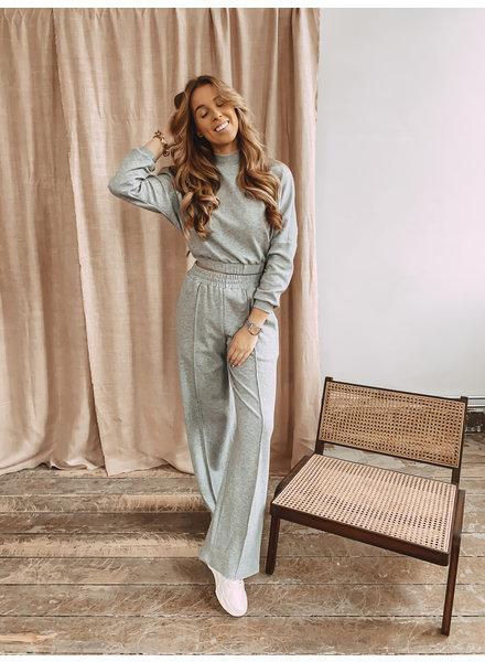 Grey Olivia Homesuit