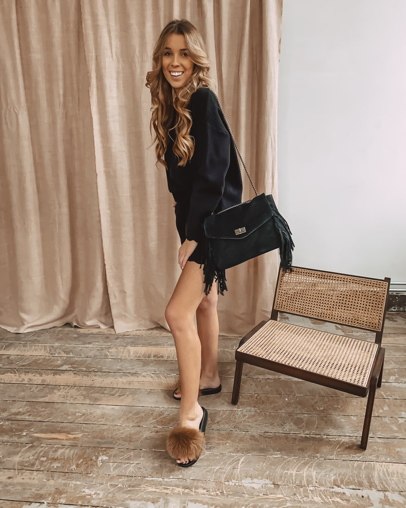 Ivy Homesuit Black