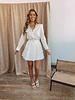 White Paper Skirt