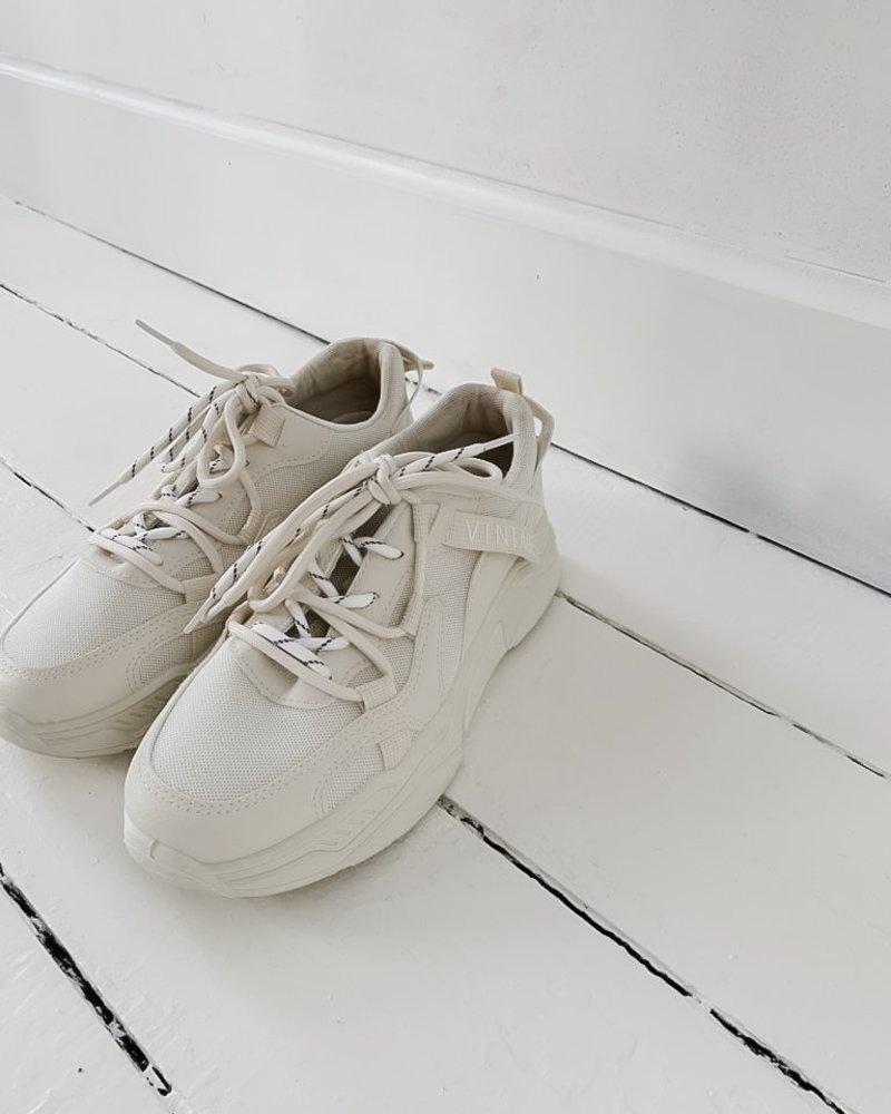Beige Spring Sneakers